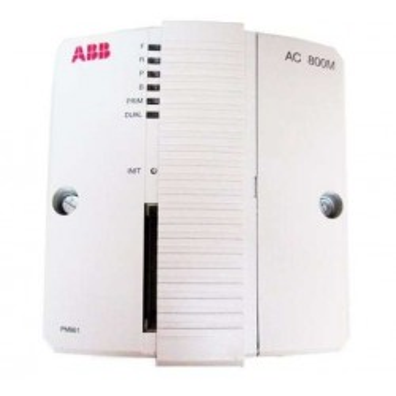 PM861 ABB processor module...