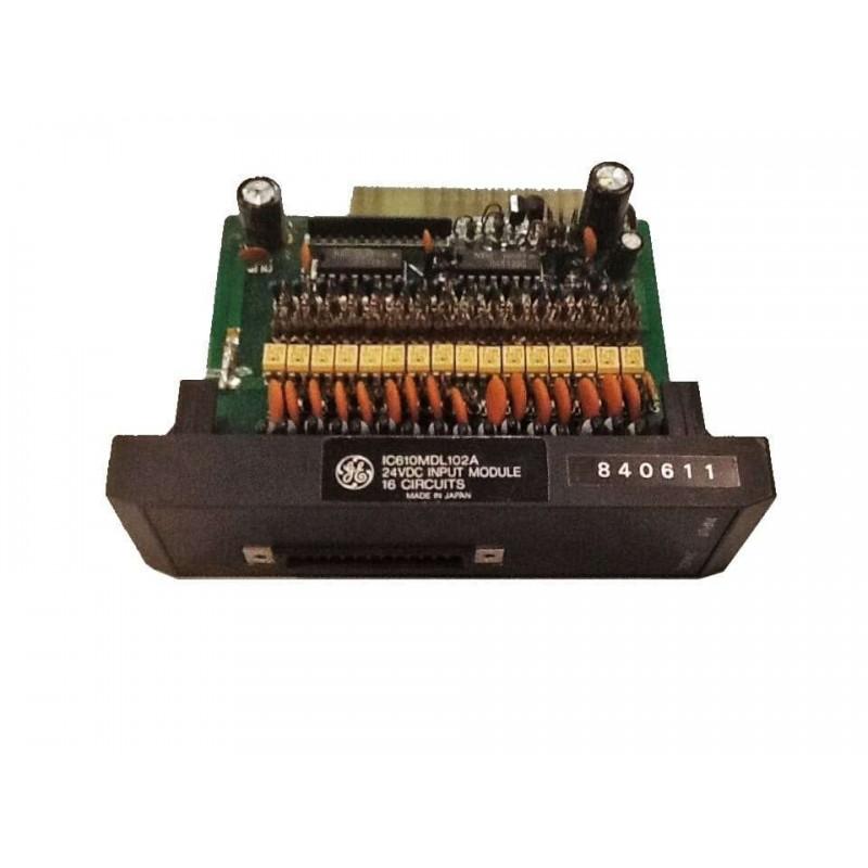 IC610MDL102 GE Fanuc