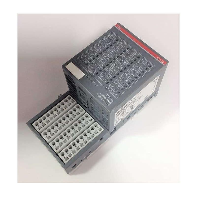 AX522 ABB - Analog I/O...